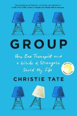 book cover Group by Christie Tate