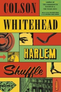 book cover Harlem Shuffle by Colson Whitehead