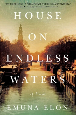 book cover House on Endless Waters by Emuna Elon
