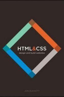 book cover HTML & CSS by Jon Duckett
