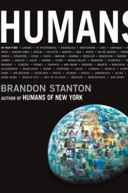 book cover Humans by Brandon Stanton