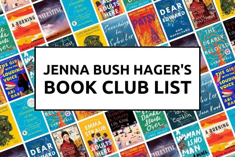 Jenna Bush Hager Book Club List