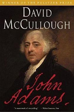 book cover John Adams by David McCullough