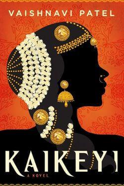 book cover Kaikeyi by Vaishnavi Patel