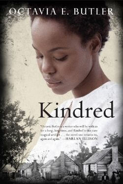 book cover Kindred by Octavia E. Butler