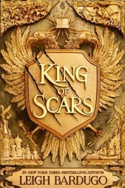 book cover King of Scars by Leigh Bardugo