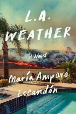 book cover L.A. Weather by Mria Amparo Escandon