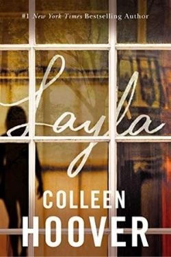 book cover Layla by Colleen Hoover