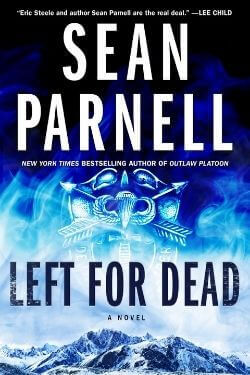 book cover Left for Dead by Sean Parnell