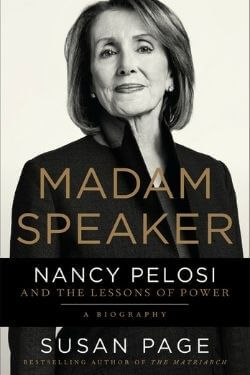 book cover Madam Speaker by Susan Page