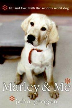 book cover Marley & Me by John Grogan