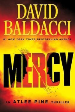 book cover Mercy by David Baldacci