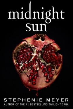book cover Midnight Sun by Stephenie Meyer