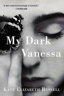 book cover My Dark Vanessa by Kate Elizabeth Russell