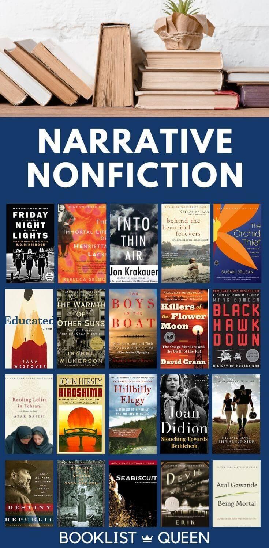 Narrative Nonfiction