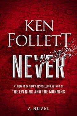 book cover Never by Ken Follett