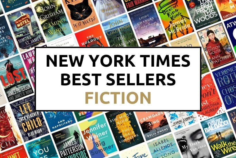 The New York Times Fiction Best Sellers