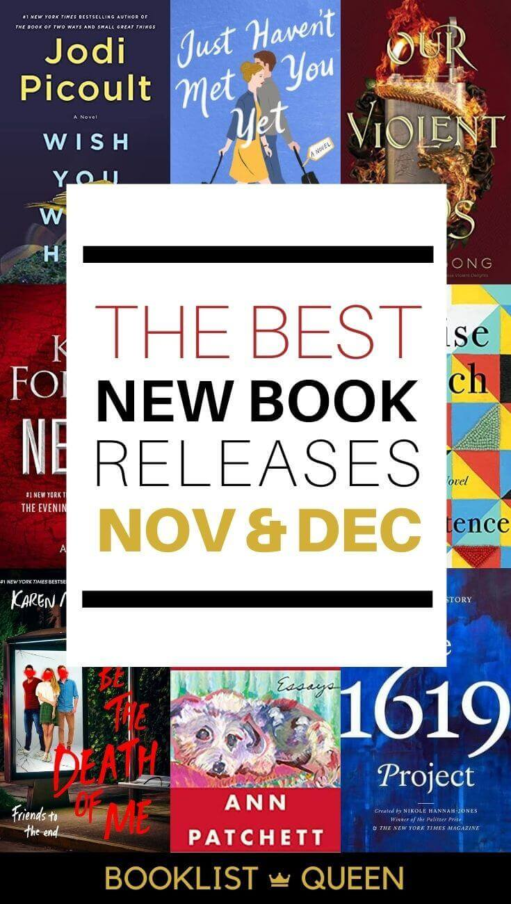 November and December 2021 Book Releases