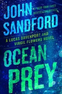 book cover Ocean Prey by John Sandford