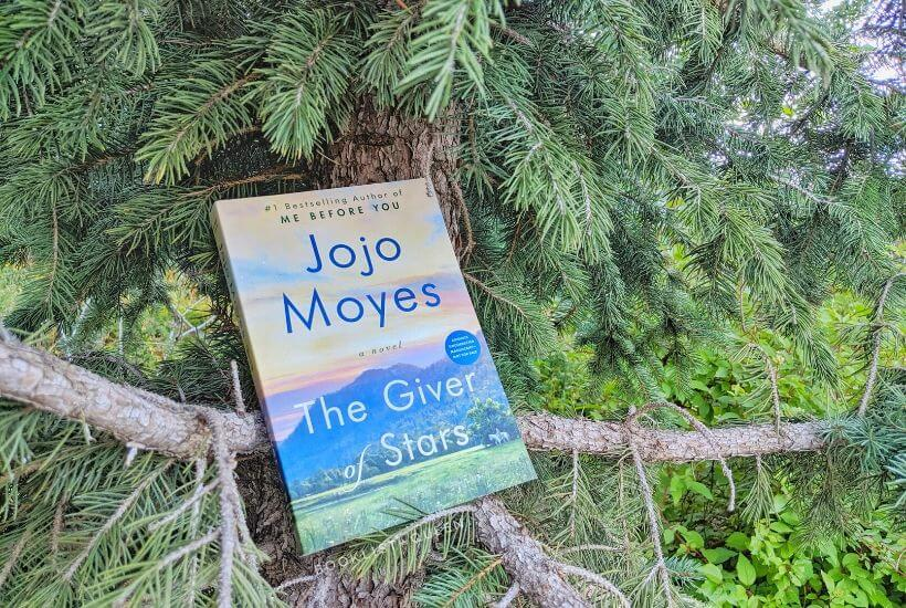 book The Giver of Stars by Jojo Moyes