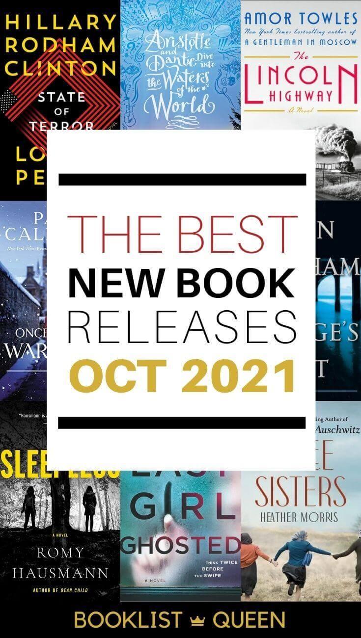 October 2021 Book Releases