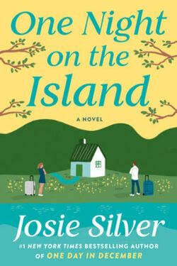 book cover One Night on the Island by Josie Silver