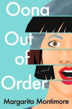 book cover Oona Out of Order by Margarita Montimore