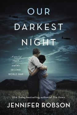 book cover Our Darkest Night by Jennifer Robson