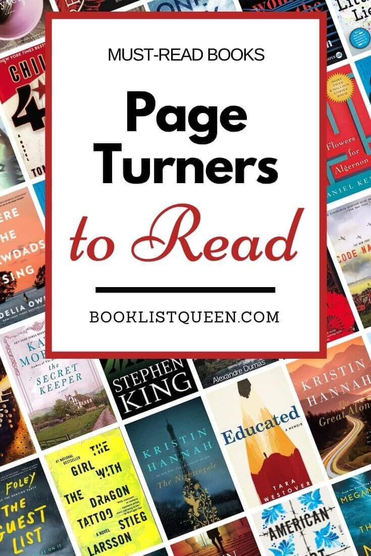 Page Turners to Read