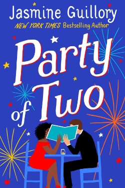 book cover Party of Two by Jasmine Guillory