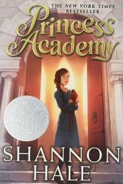 book cover Princess Academy by Shannon Hale