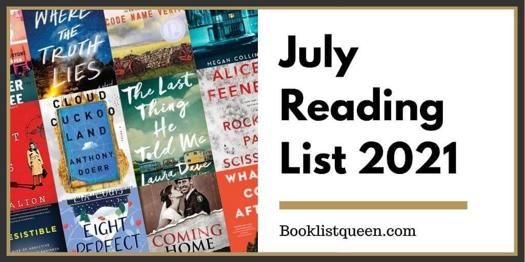 July 2021 Reading List
