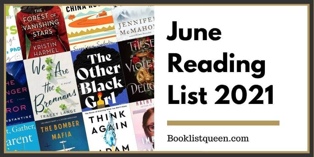 June Reading List 2021