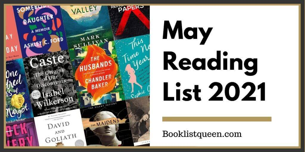 May Reading List 2021