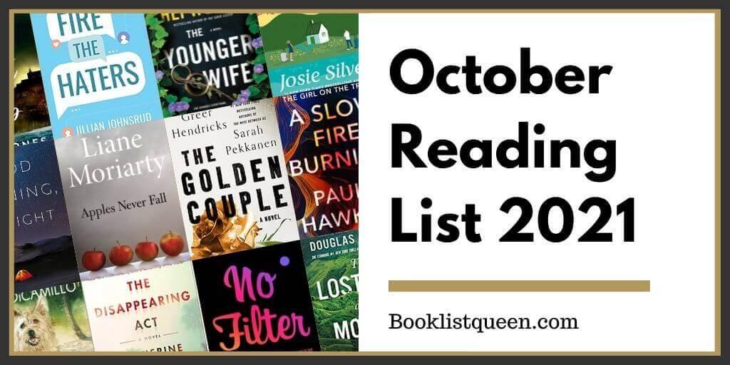 October Reading List 2021