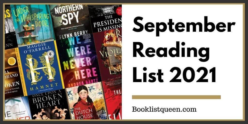 September 2021 Reading List