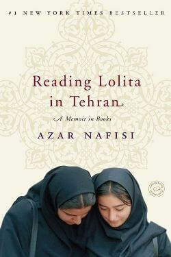 book cover Reading in Lolita by Azar Nafisi