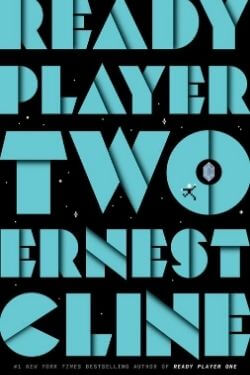 book cover Ready Player Two by Ernest Cline
