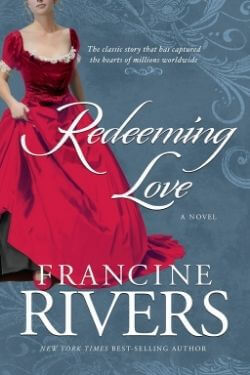 book cover Redeeming Love by Francine Rivers