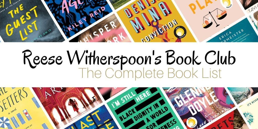 Reese Witherspoon Book Club List