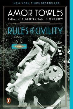 book cover Rules of Civility by Amor Towles