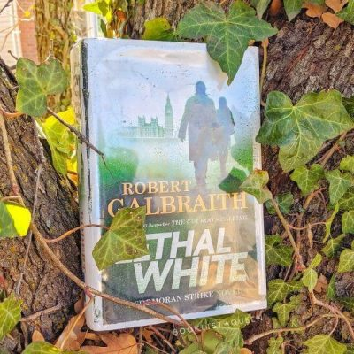 book - Lethal White by Robert Galbraith