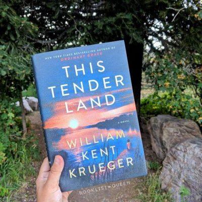 book - This Tender Land by William Kent Krueger