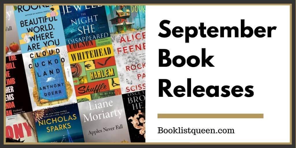 September 2021 Book Releases