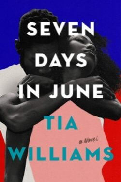 book cover Seven Days in June by Tia Williams