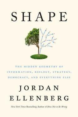 book cover Shape by Jordan Ellenberg
