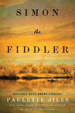 book cover Simon the Fiddler by Paulette Jiles