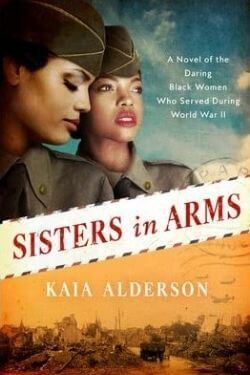book cover Sisters in Arms by Kaia Alderson