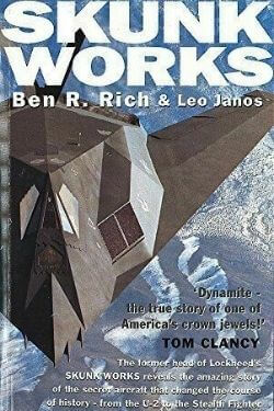 book cover Skunk Works by Ben R. Rich and Leo Janos