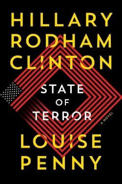 book cover State of Terror by Hillary Rodham Clinton and Louise Penny